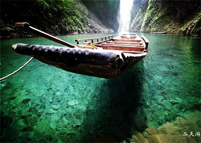 鹤峰屏山峡谷现在能去吗?