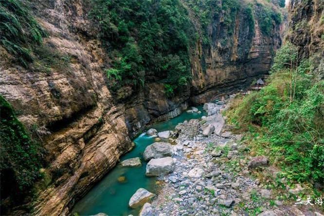 恩施大峡谷位于哪里
