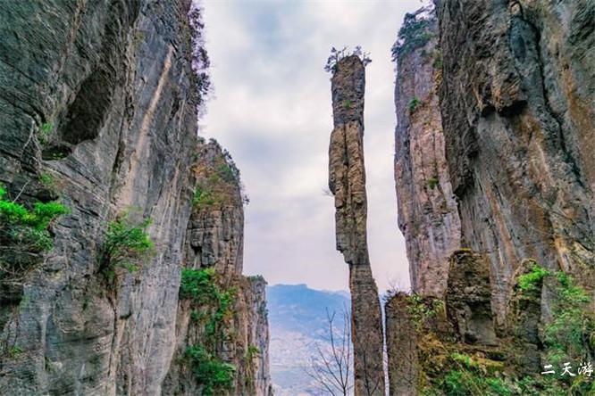 恩施大峡谷在什么地方
