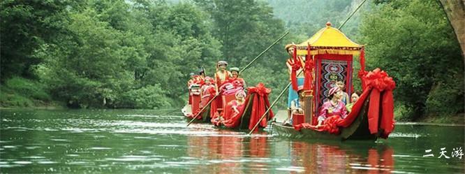 龙船水乡景区电话二天游18972400772