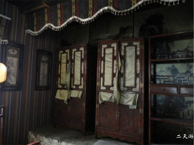 利川大水井的历史