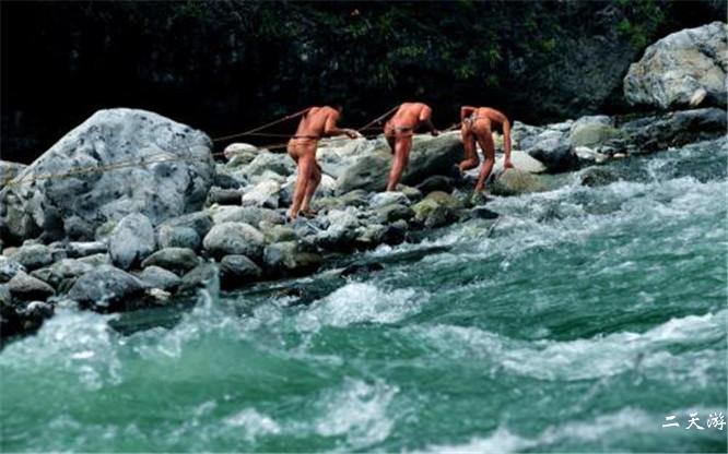 神农溪自驾游