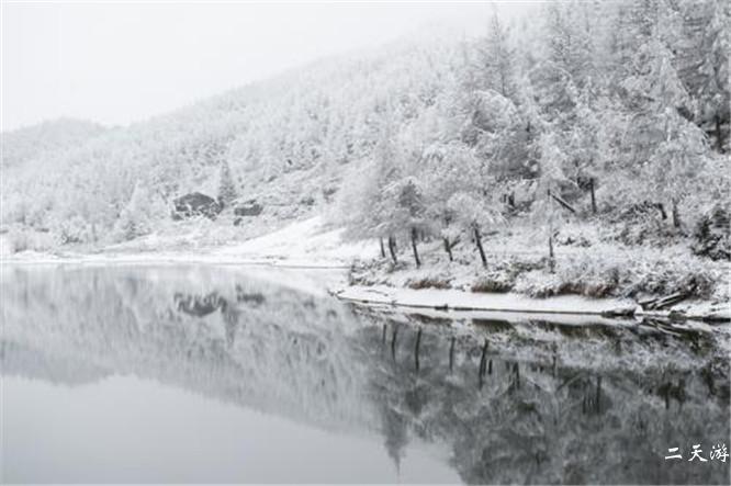 恩施女儿湖图片