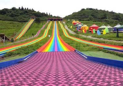 利川齐岳山彩虹滑梯好玩吗?费用多少?