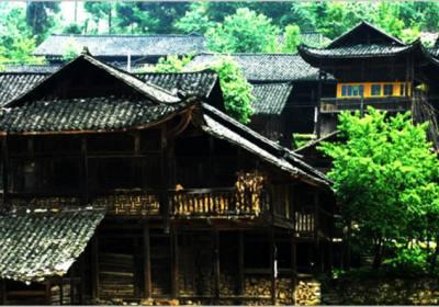 中国最美古村落历史——小溪村