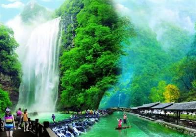 【三峡大瀑布旅游攻略】2019三峡大瀑布旅游攻略