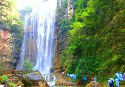 【三峡大瀑布一日游】三峡大瀑布一日游行程