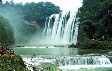 三峡瀑布1