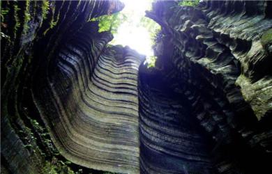 梭布垭石林002