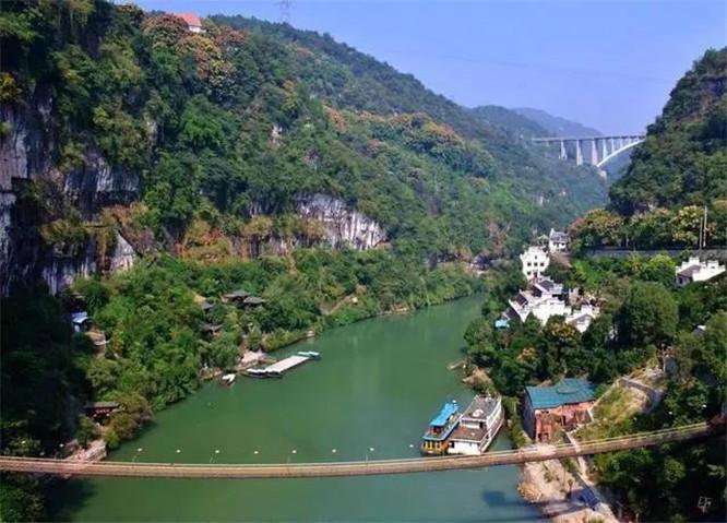 宜昌西陵峡风景区怎么样,宜昌西陵峡风景区好玩吗