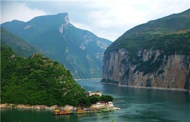 瞿塘峡 (2)