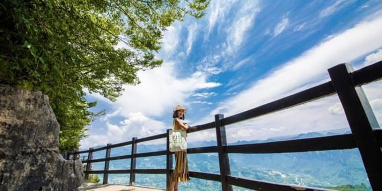 探秘地质奇观,打卡网红浮桥,大峡谷-狮子关包车休闲2日游
