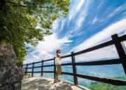 私家定制团 /探秘地质奇观,打卡网红浮桥,了解贡茶文化休闲2日游( 恩施大峡谷+狮子关+伍家台)