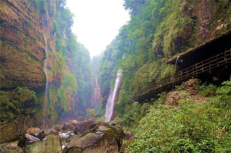 恩施大峡谷 (4)