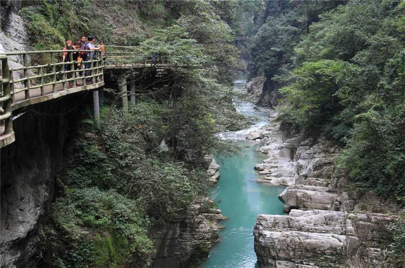 建始石门河 (7)