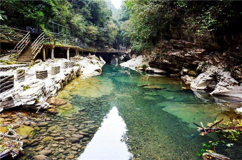建始石门河 (9)