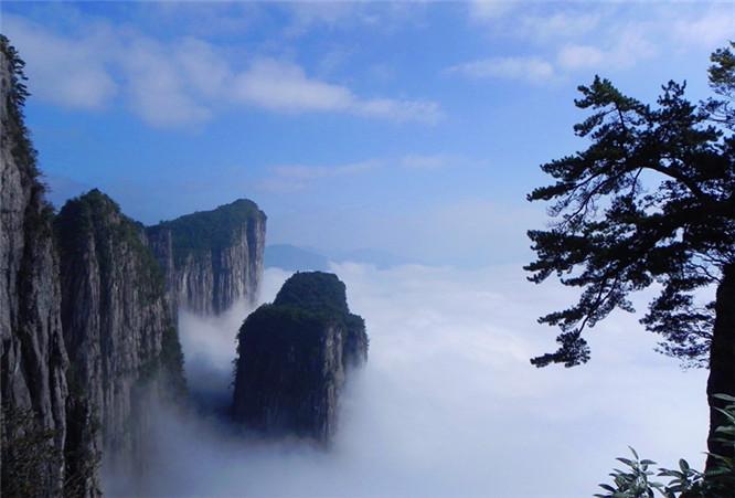 恩施大峡谷冬景 (40)