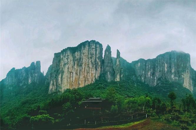 恩施大峡谷冬景 (20)