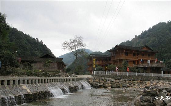 【盛家坝小溪】武汉到小溪村旅游攻略