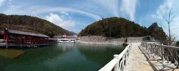 建始野三峡小西湖度假酒店