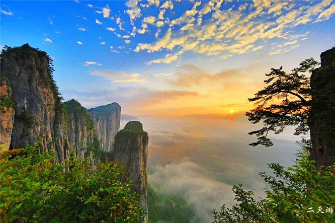 梭布垭-恩施大峡谷-清江风景区-精致小团三日游