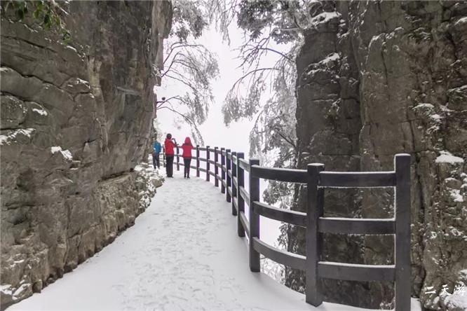 恩施大峡谷冬天好玩吗