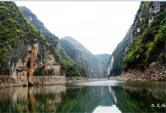 神农溪和小三峡哪个好?神农溪与小三峡有什么区别?