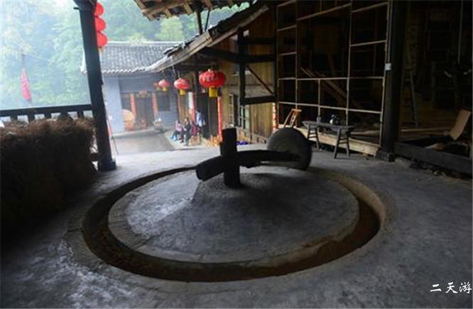 杨梅古寨图片,杨梅古寨