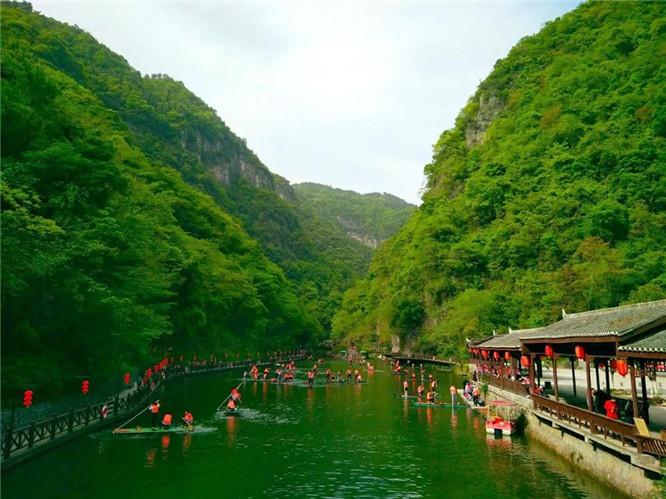 三峡大瀑布一日游,三峡大瀑布一日游行程,三峡大瀑布一日游价格