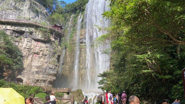 三峡大瀑布攻略,三峡大瀑布线路攻略,三峡大瀑布景点攻略